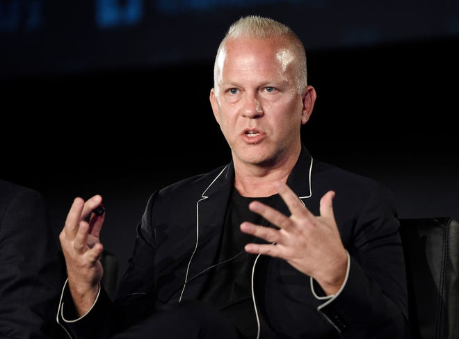 Ryan Murphy, co-creator of Netflix's upcoming 'Hollywood' and one of the entertainment industry's top producers, has had to adjust, like everyone else, in the age of coronavirus.