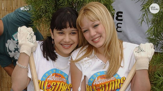 'Lizzie McGuire's Lalaine Vergara-Paras was made 'to look as 'white' as possible' during childhood