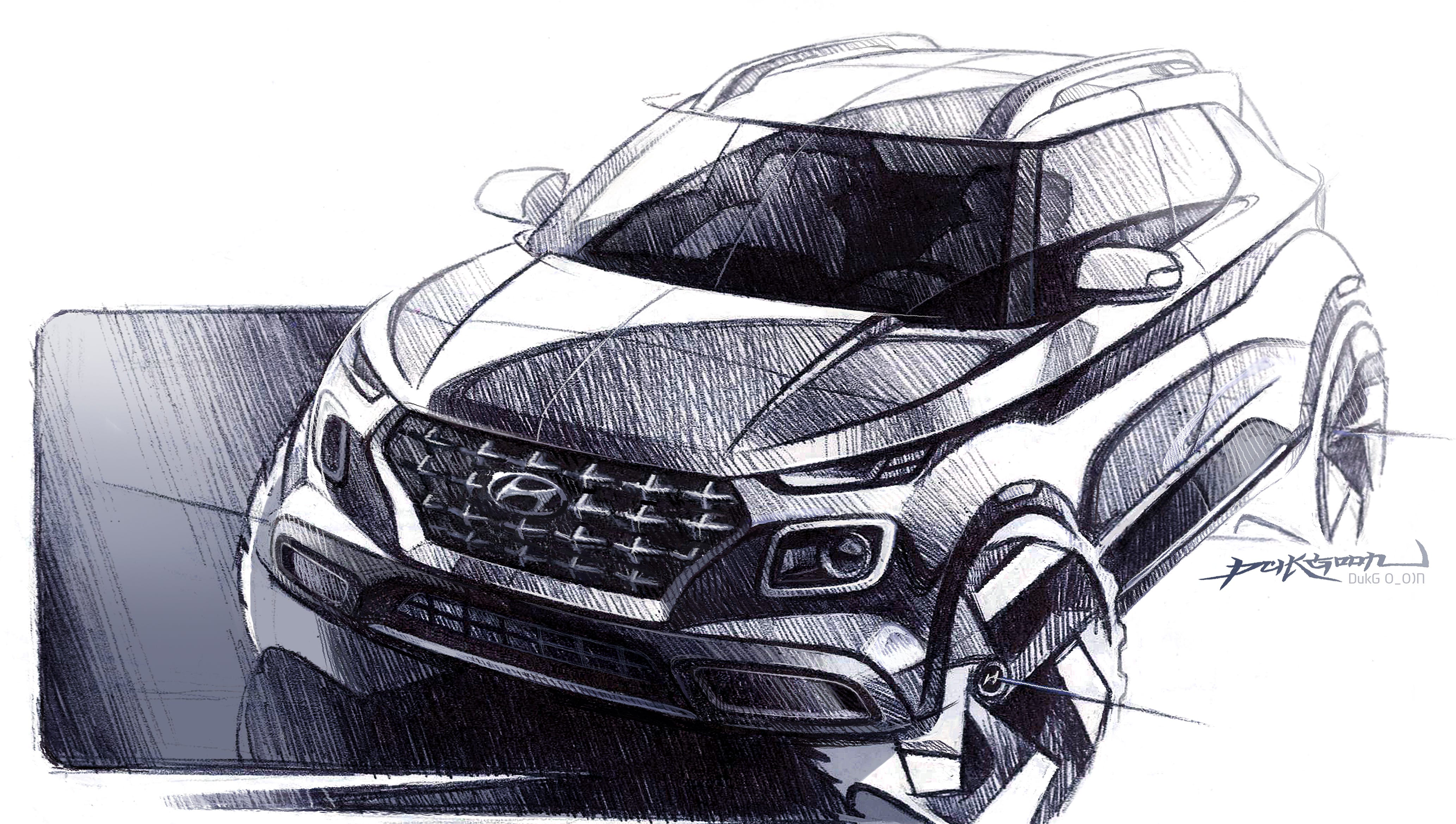 At the New York Auto Show, Hyundai introduced its 2020 Venue, the latest SUV to join its growing product lineup alongside Kona, Tucson & Santa Fe.