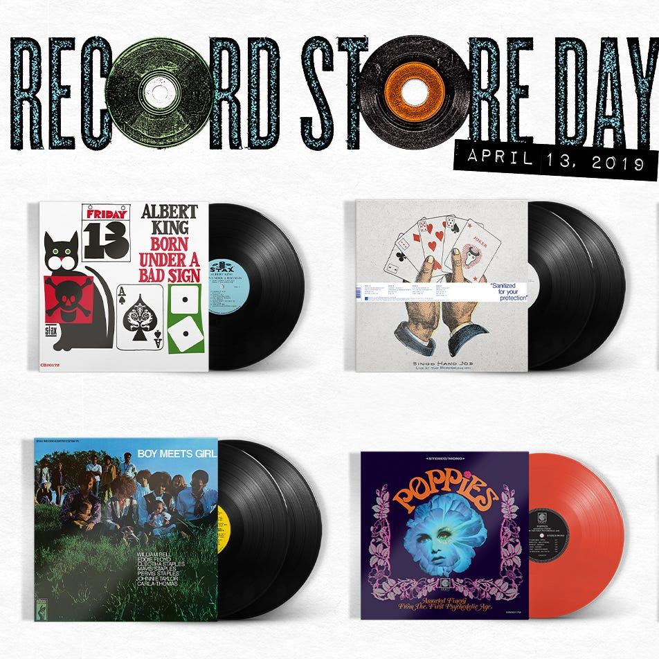 Record Store Day: Where to find special releases in the Tri-State