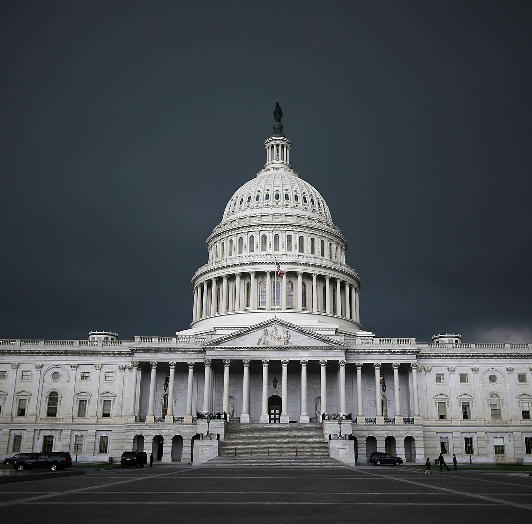 Disastrous record deficits threaten US future yet barely make a ripple in Washington