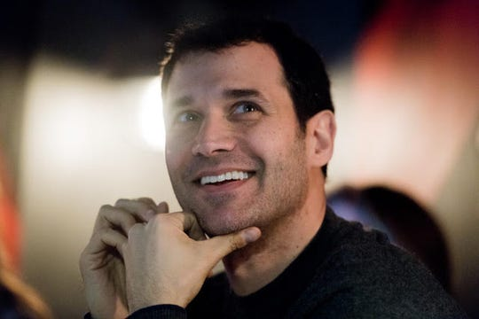 """Most of the time, I'm by myself, in a room, writing music,""  says Ramin Djawadi, the award-winning composer behind everything from ""Game of Thrones"" to ""Iron Man."""