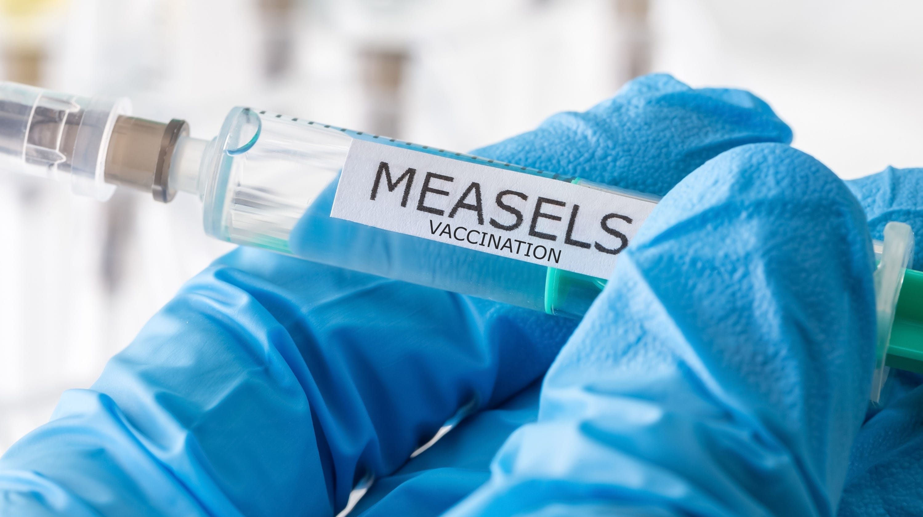 Measles cases see biggest jump this year with 555 confirmed in 20 states