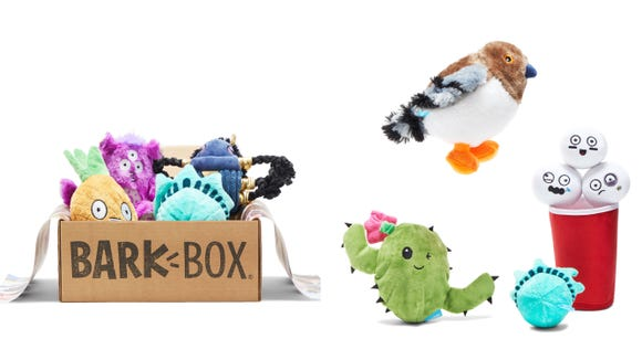 These best-selling toys from BarkBox offer more than meets the eye.