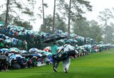 With rain expected in Augusta, some players may be able to capitalize on the elements and make a push for the coveted Masters green jacket.