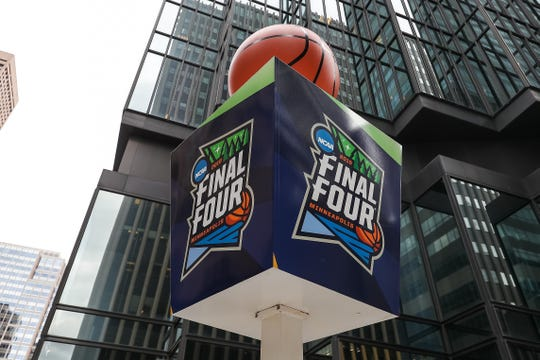 Minneapolis played host to the 2019 NCAA men's basketball Final Four.