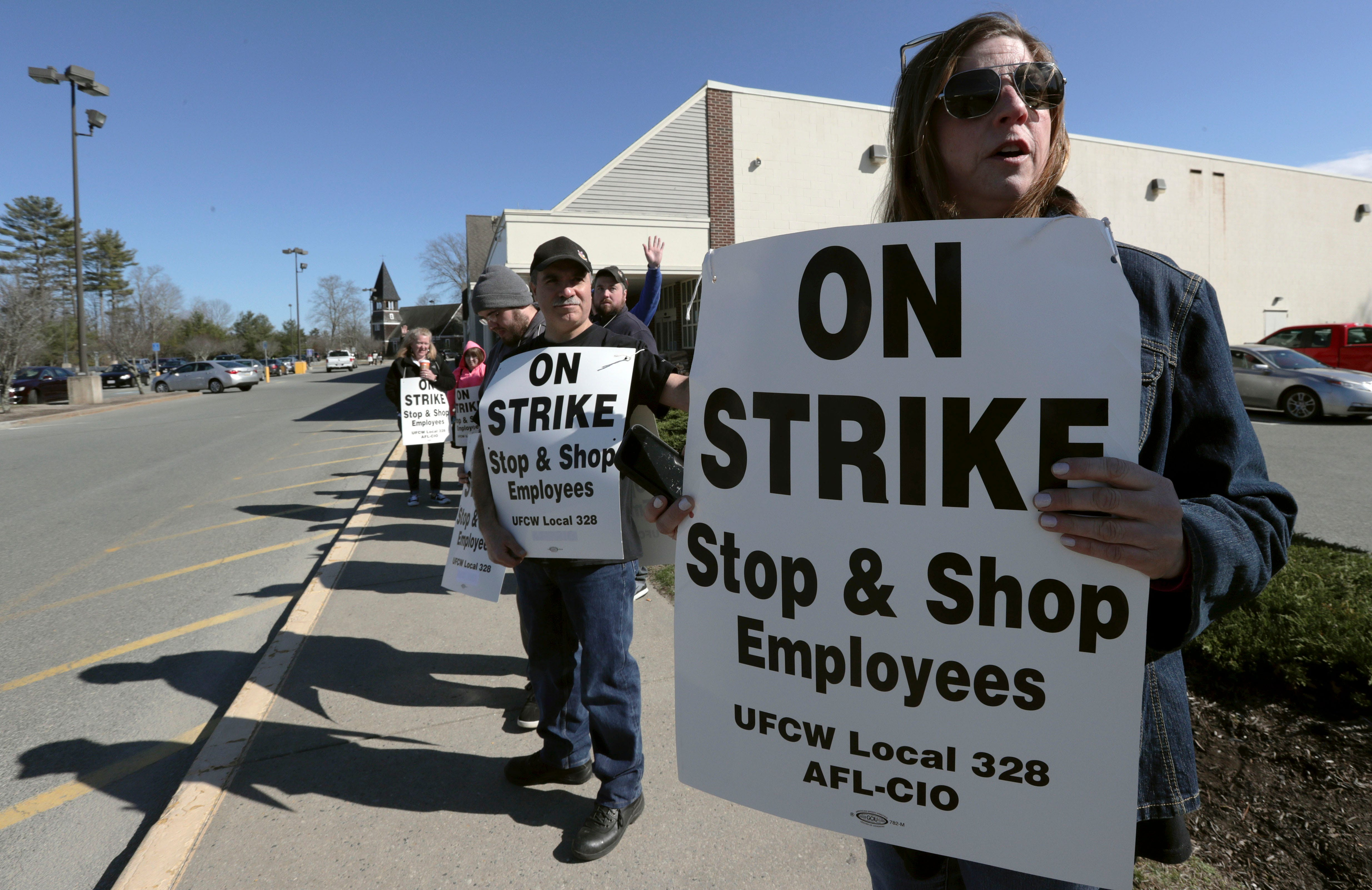 Latest on stop and shop strike 2019
