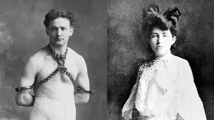 When Harry met Edna: 115 years ago two of Appleton's most famous residents crossed paths