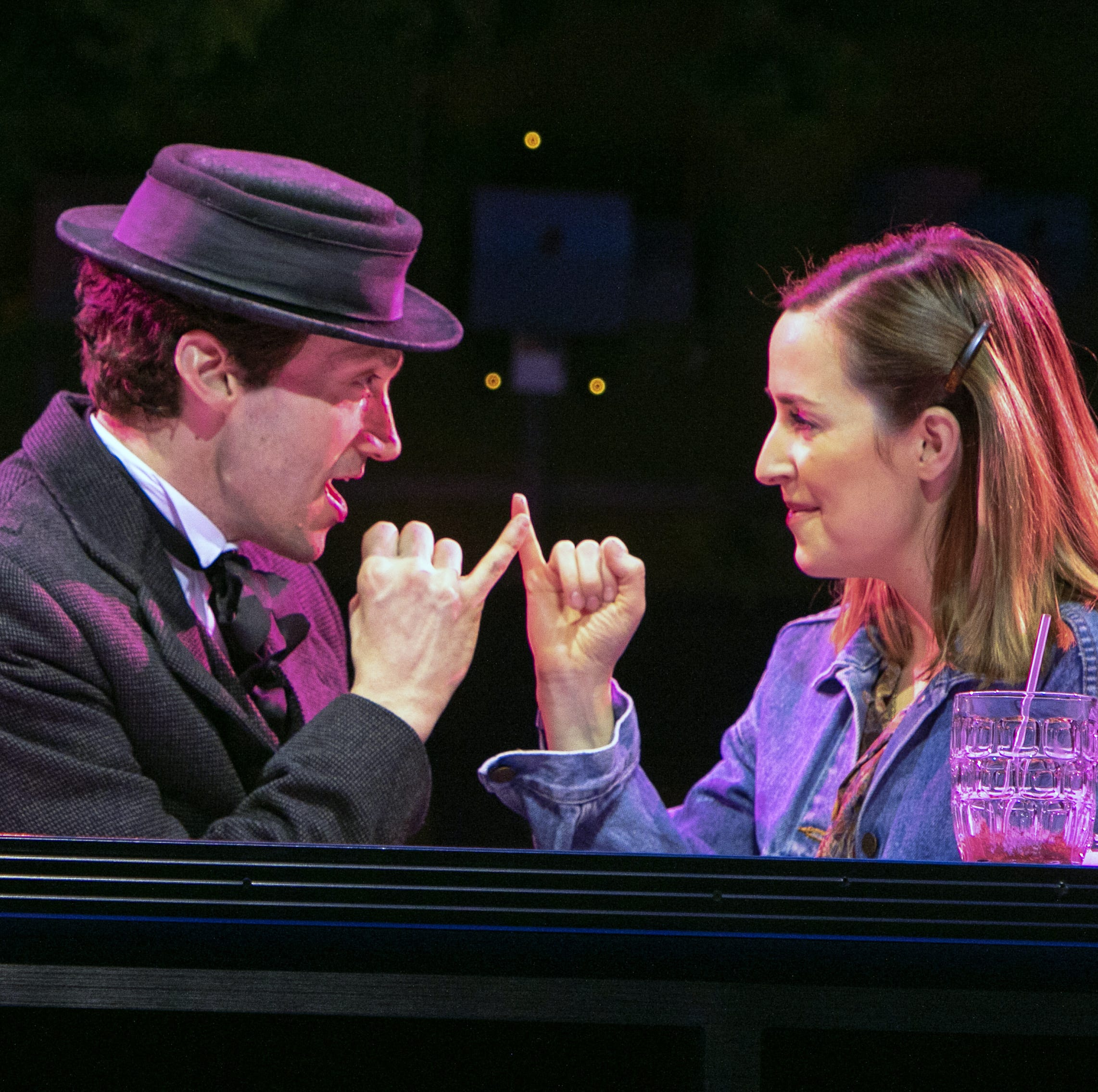 Benny & Joon at Paper Mill deepens story of love, family