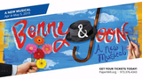 Take a peek at highlights from the East Coast premiere of the screen-to-stage adaptation Benny & Joon at Paper Mill Playhouse in Millburn.