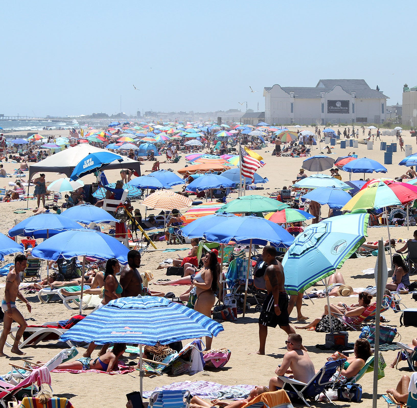NJ Weather forecast: Summer should be hotter than usual, expect more people at Shore