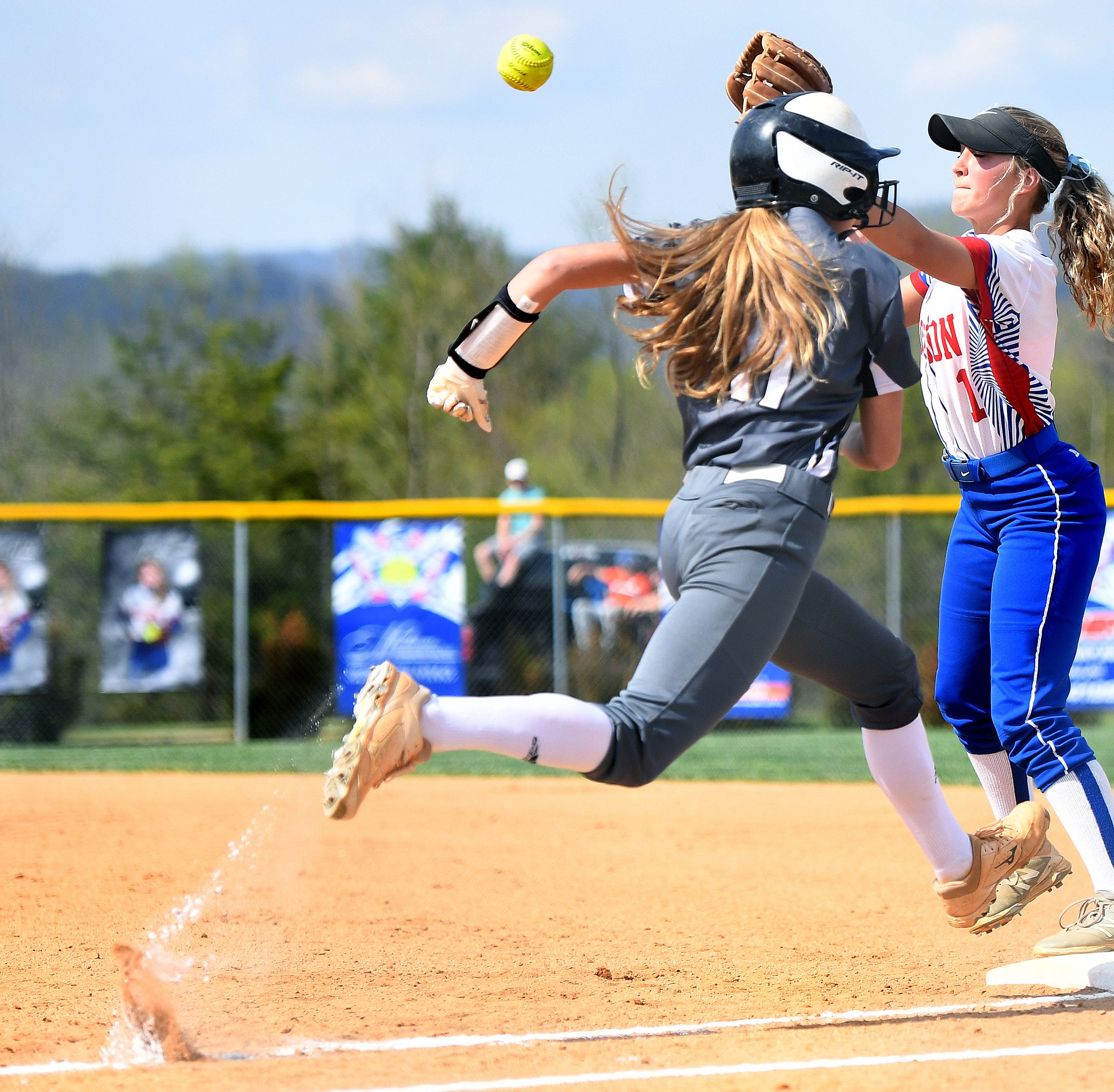 WNC high school softball: First round playoff pairings