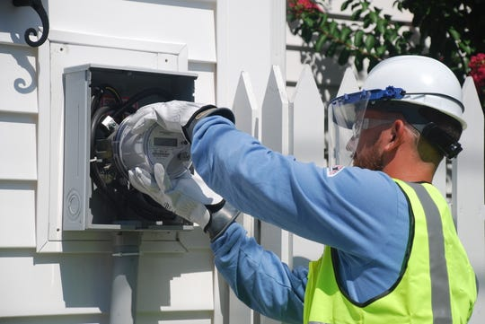 Duke Energy Progress has already installed 126,000 smart meters in the Asheville area.