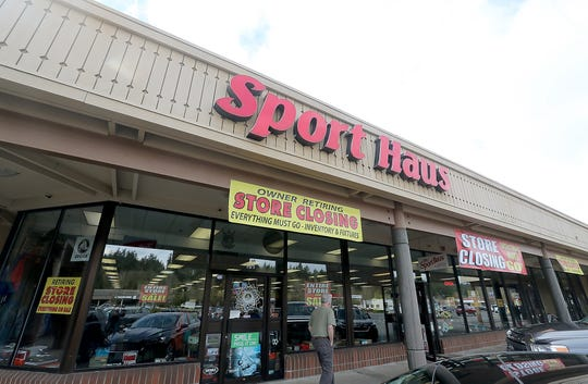 Sport Haus in Poulsbo is closing down after 35 years of business as owners Ed and Paulette Huisingh retire.