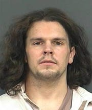 Brandon Thomas Roberts is shown in a 2003 state Department of Corrections photo.