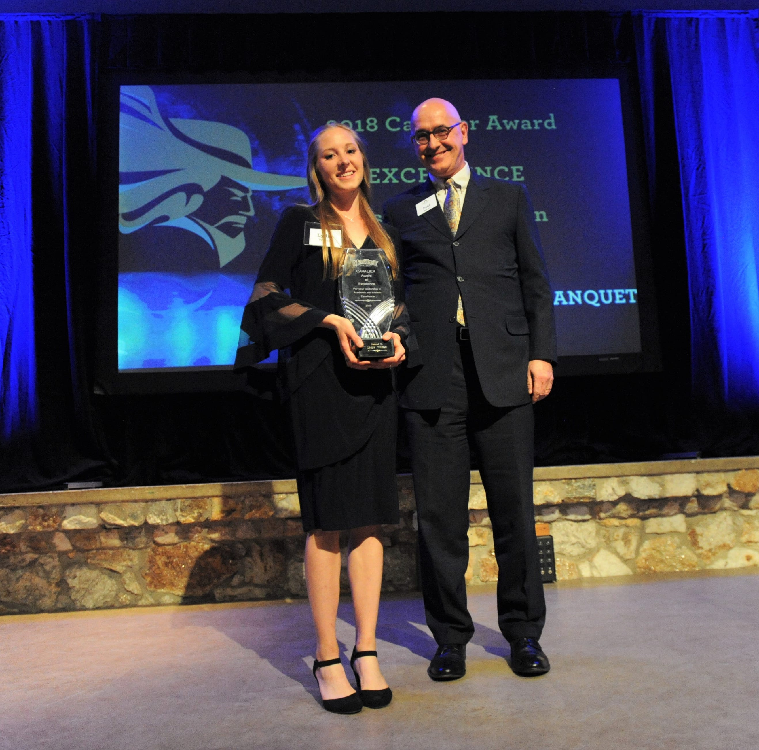 Montreat recognizes 'gold standard' with Cavalier Award of Excellence