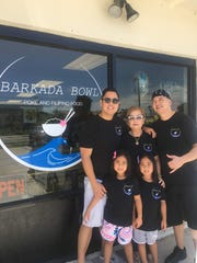 The owners of Barkada Bowl Poke and Filipino Food in Cape Canaveral treat customers like family.