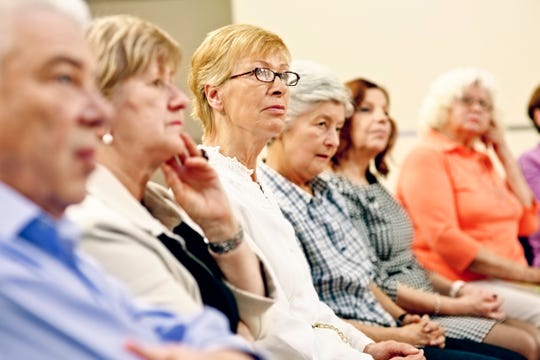 Parkinson's support groups are a great way to find people dealing with the issues you might be going through.