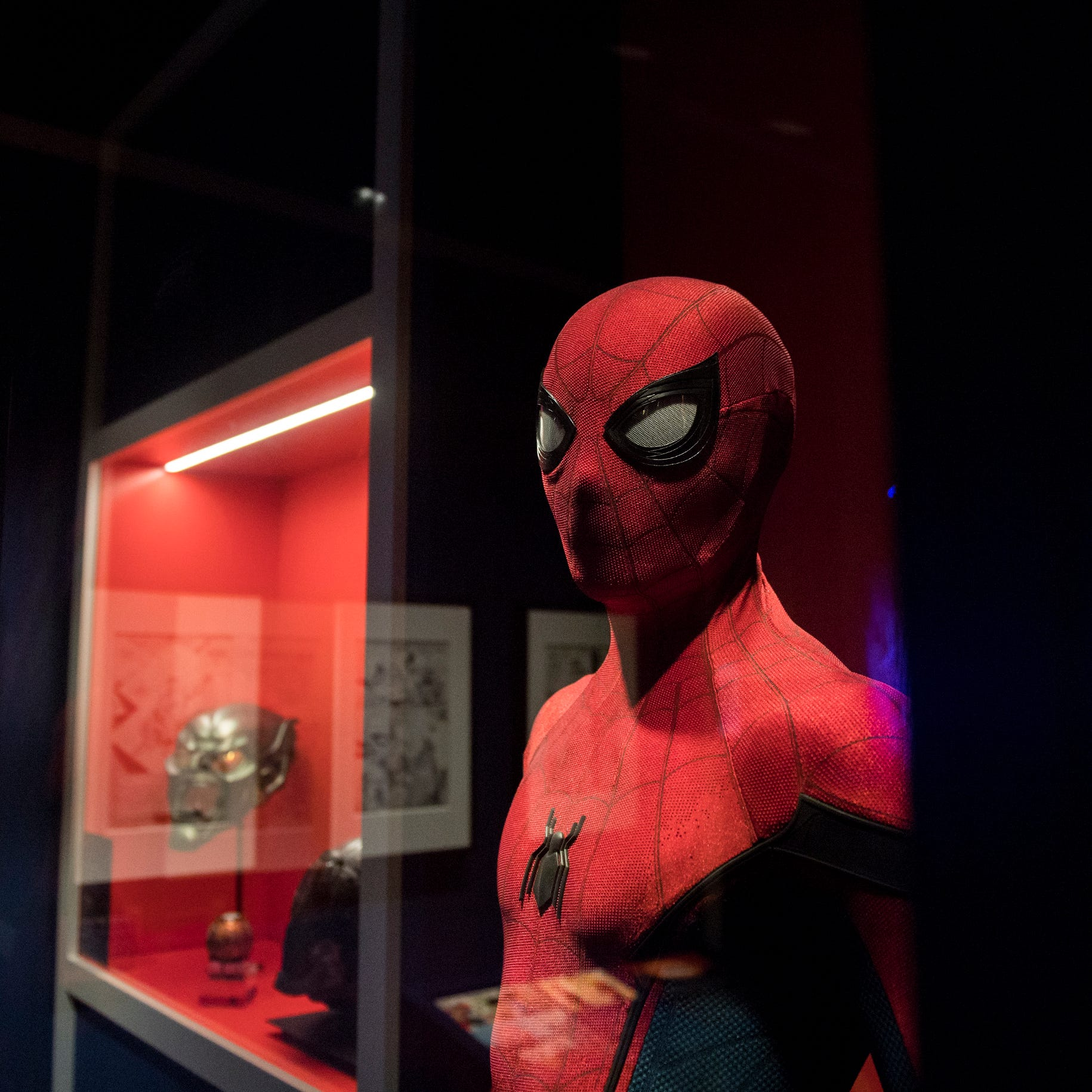 Marvel movies, comics celebrated at Philadelphia's Franklin Institute