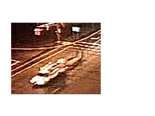 Police are seeking this 'vehicle of interest' after a Cherry Hill hit-and-run accident