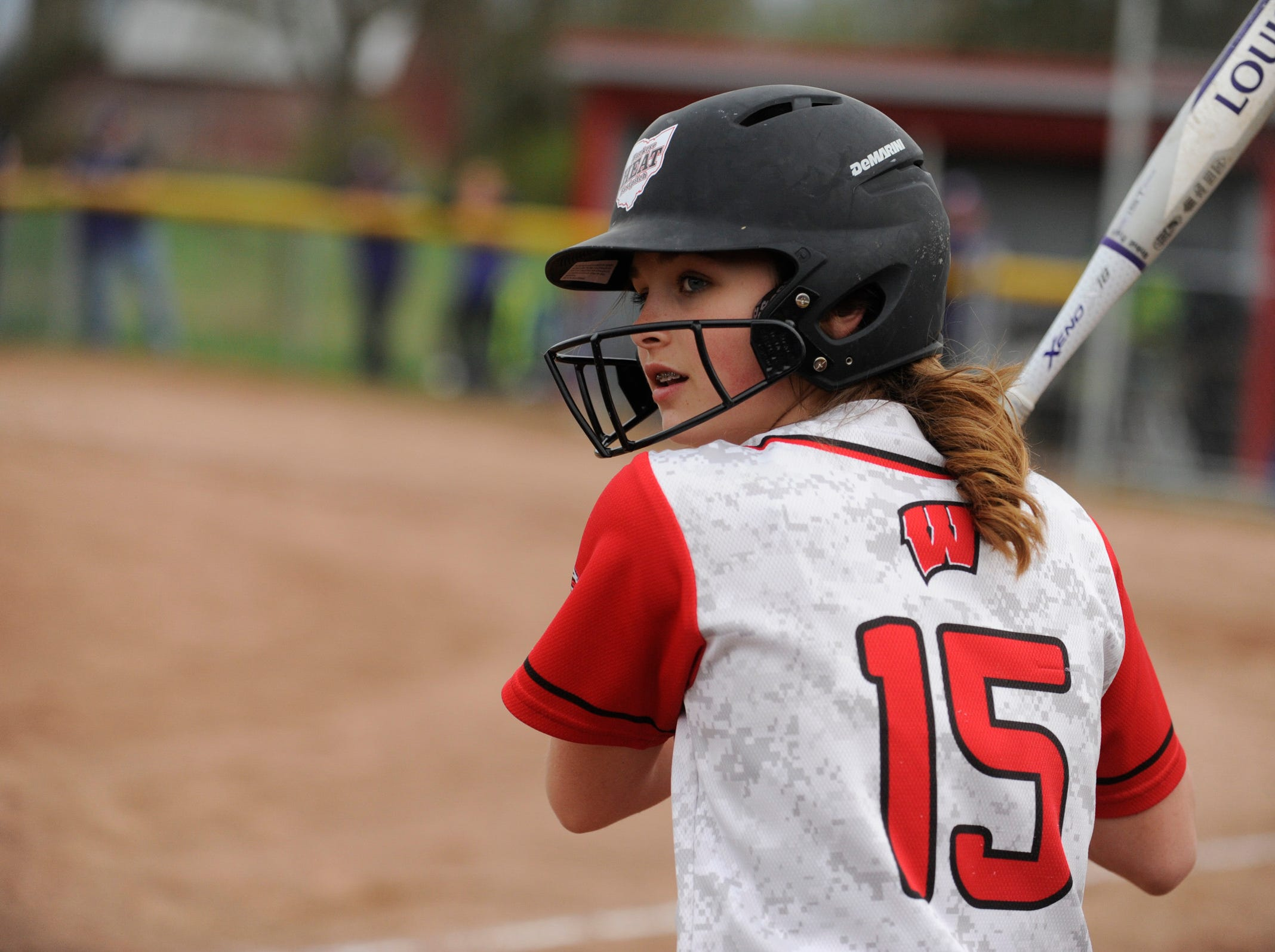 Westfall defeated Unioto 8-3 Friday night at Westfall High School, making Westfall softball atop the SVC.