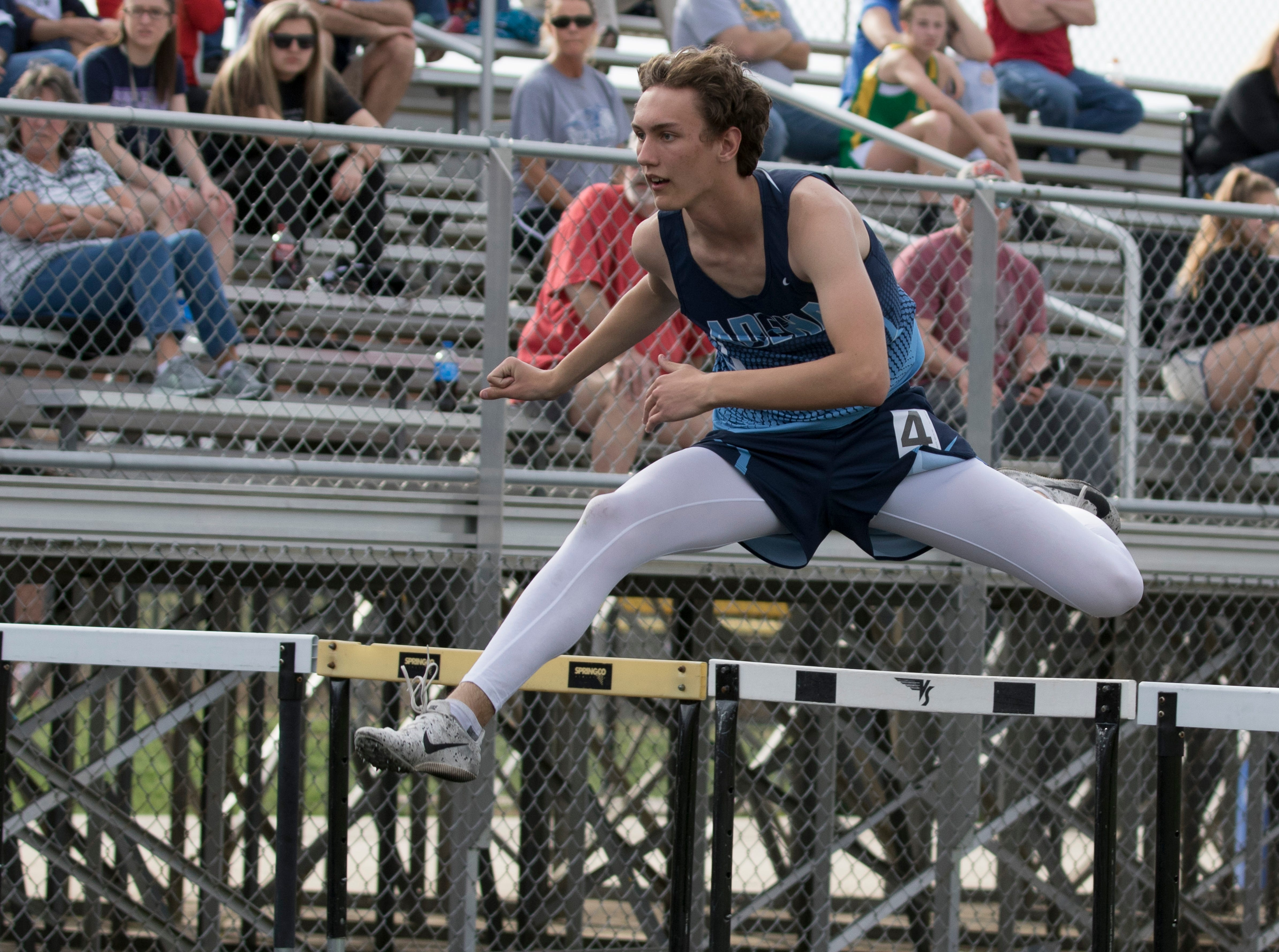 The Andy Haines Invitational was held on Thursday, April 11, 2019, at Paint Valley High School with the Waverly men's team taking first and the Westfall girls' team placing second overall.