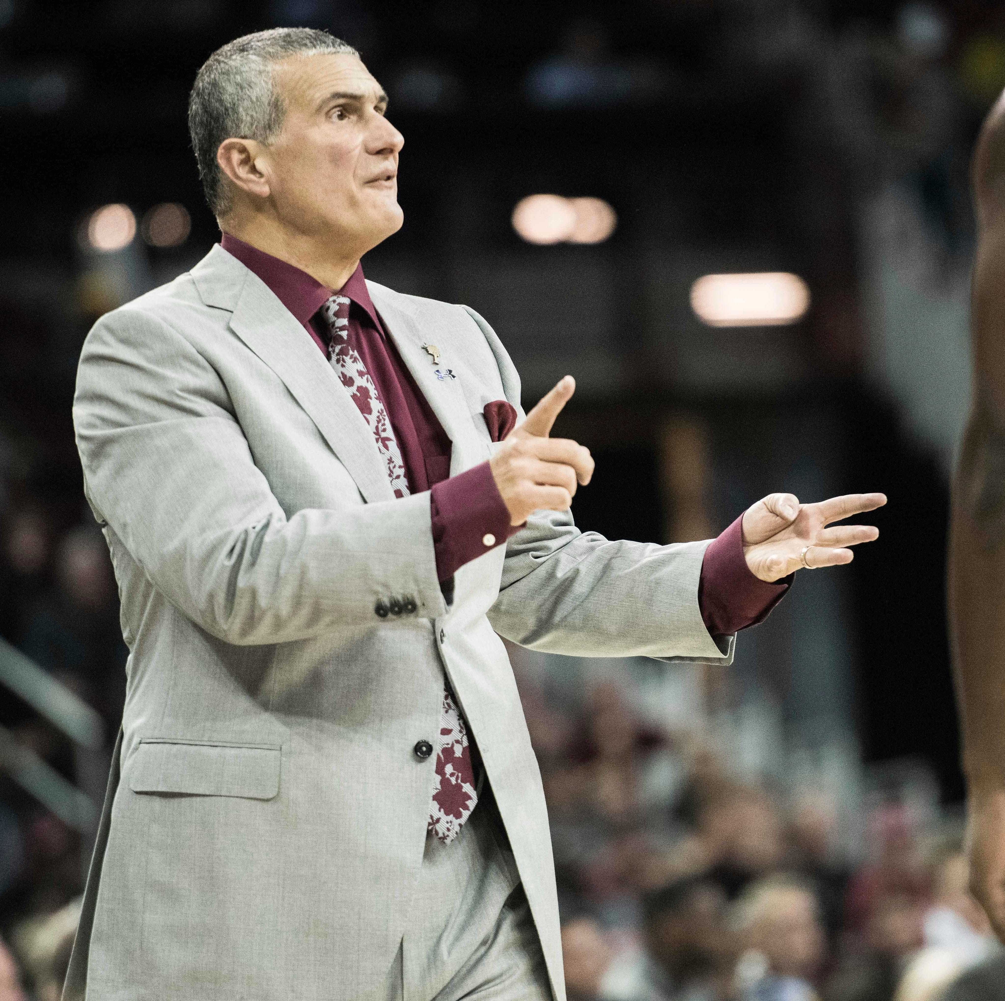 Frank Martin says he's decided not to meet with Cincinnati Bearcats, per report