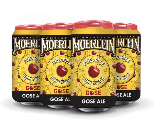 Christian Moerlein Brewing Co. is releasing a Pineapple Upside Down Gose.
