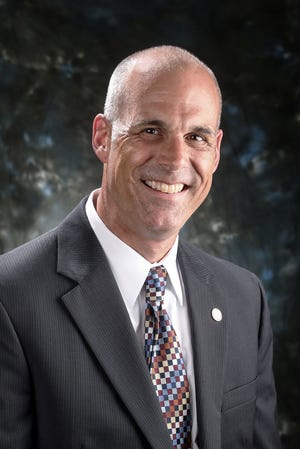 Fairfield City Manager Mark Wendling