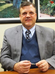 West Chester Township Administrator Larry Burks