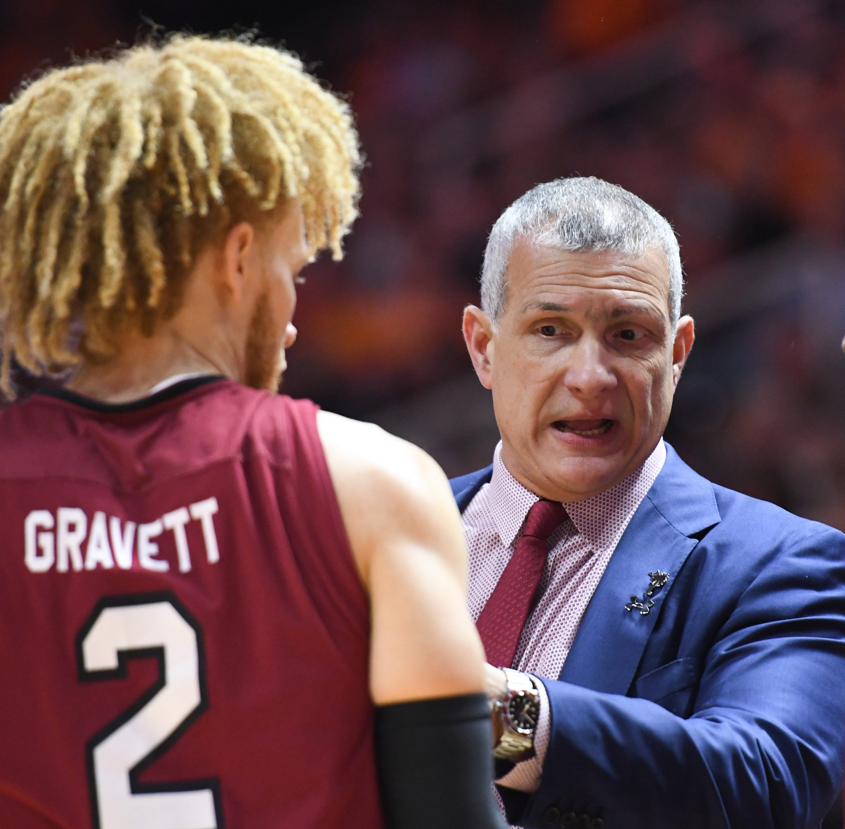 Frank Martin's $3 million South Carolina salary, $12.6 million buyout are considerations