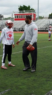 """William """"Scooter"""" Clark is Perth Amboy's new head football coach"""