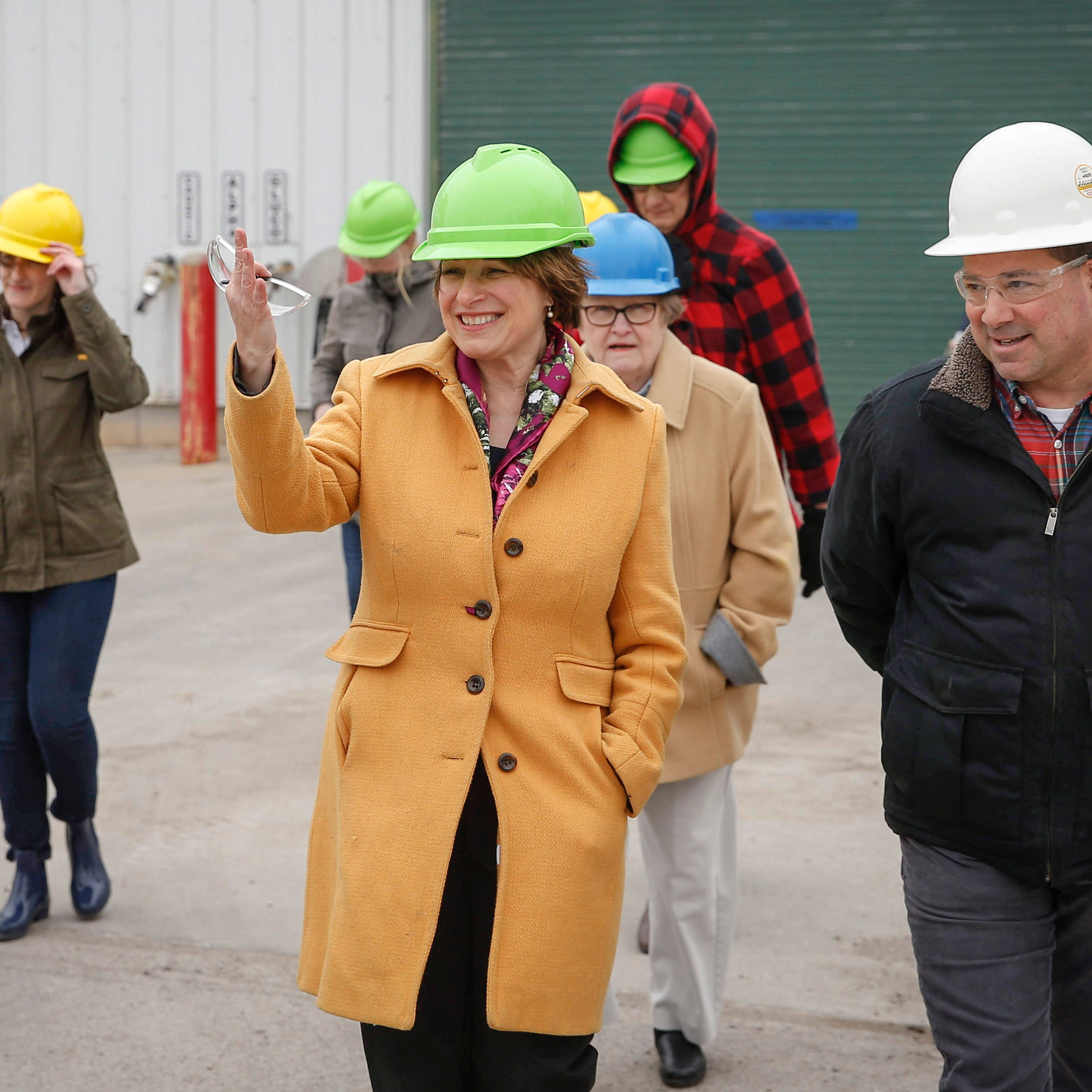 Sen. Amy Klobuchar sees common ground in fights for ethanol production, climate change