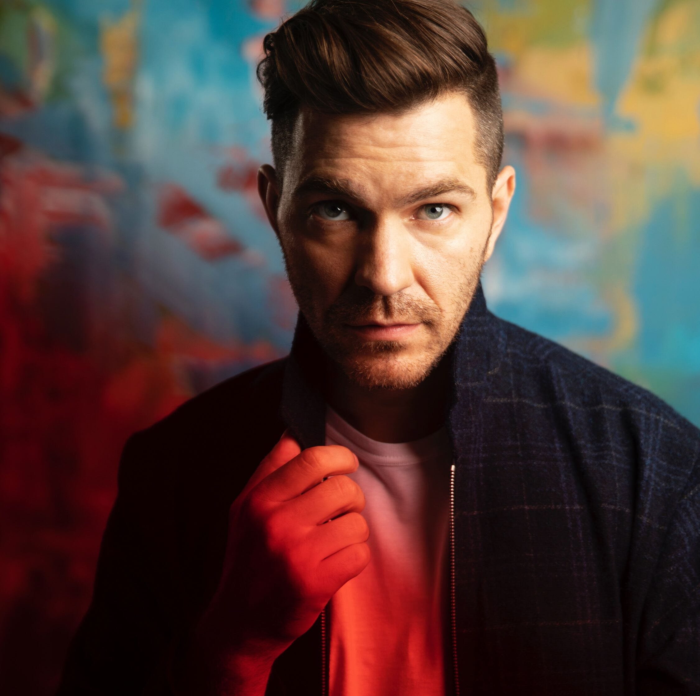 Pop singer Andy Grammer to play Ankeny's Pizza Fest
