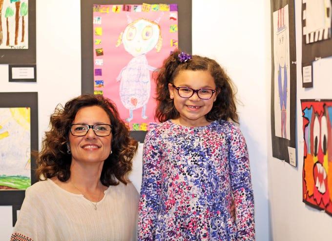 Ankeny Art Center K-12 Student Art Show