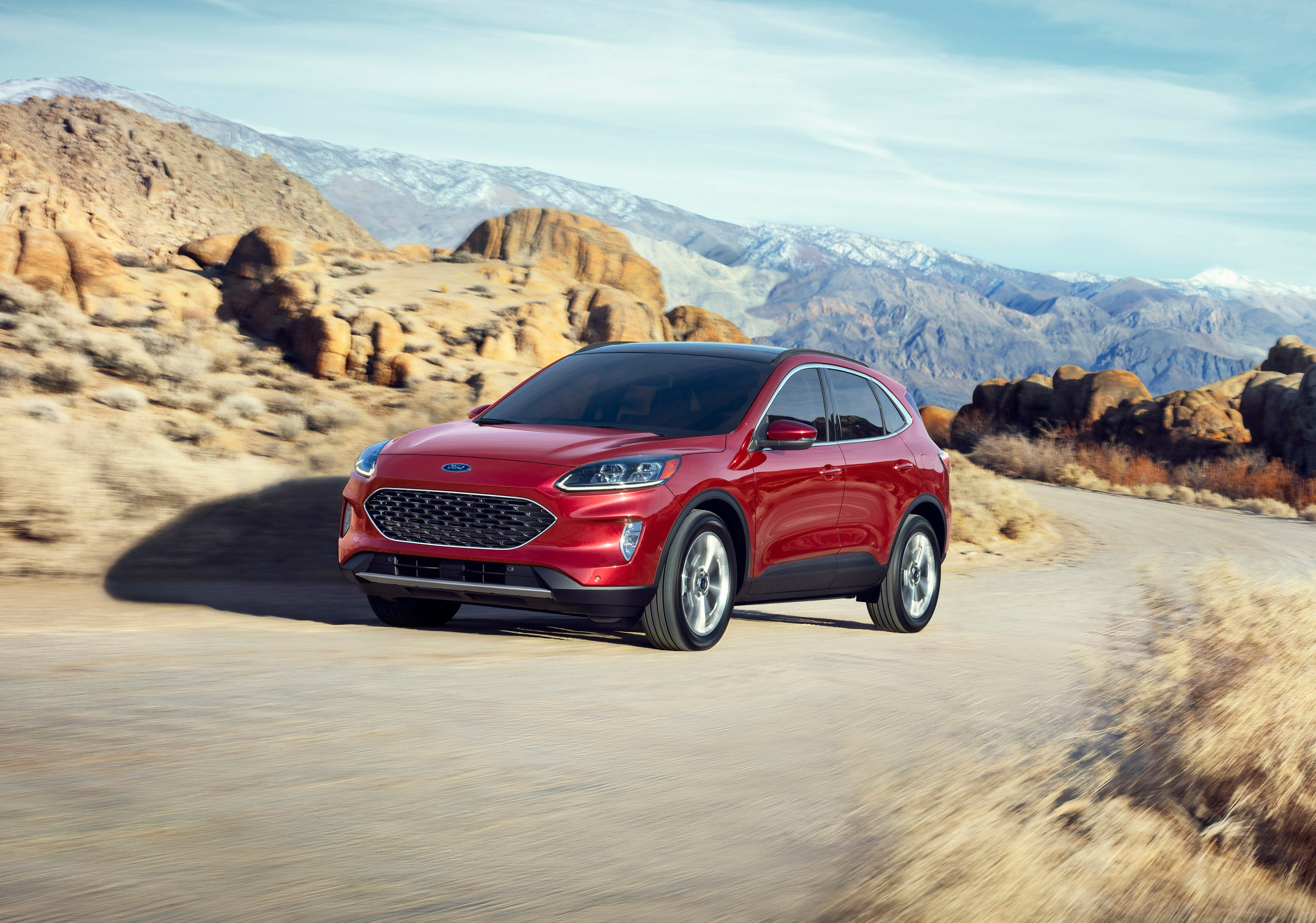 Ford recalls 2020 Escape, Transit Connect to fix defects