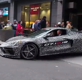 GM to disclose job numbers on new mid-engine Corvette, perhaps other details