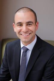 David Kurzmann, executive director of Jewish Community Relations Council of Metro Detroit/AJC.