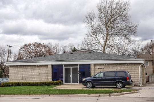 Congregation Yagdil Torah in Southfield, Mich. is photographed on Friday, April 12, 2019.