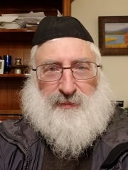 Rabbi David Shapero, who also was exposed to the measles atCongregation Yagdil Torah, but did not contract the virus.
