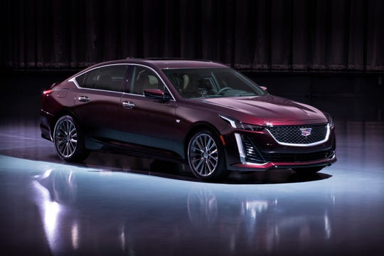 Cadillac's new CT5 sedan