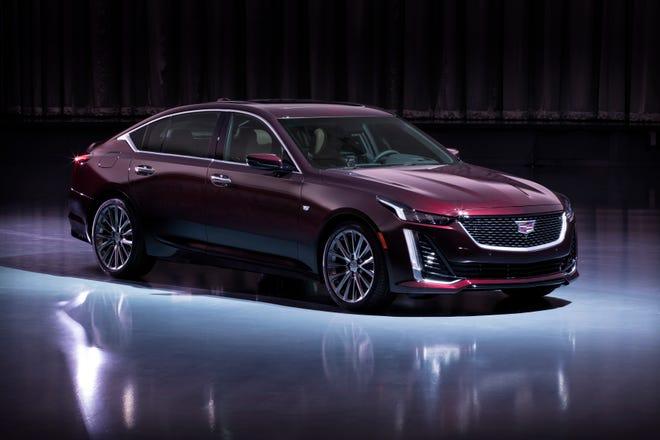 Cadillac Reveals 2020 Ct5 Luxury Sedan Price