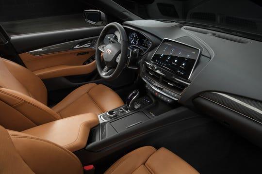 Cadillac's new CT5 sedan