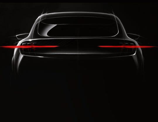 Ford Motor Co. plans to release a battery-electric crossover in 2020.