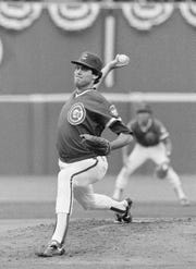 Scott Sanderson pitched 19 seasons in the major leagues.