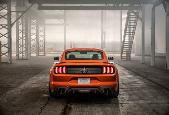 The EcoBoost High Performance Package for 2020 elevates the Mustang EcoBoost with improved aerodynamics, better handling and the most powerful four-cylinder engine offered by an American automaker.