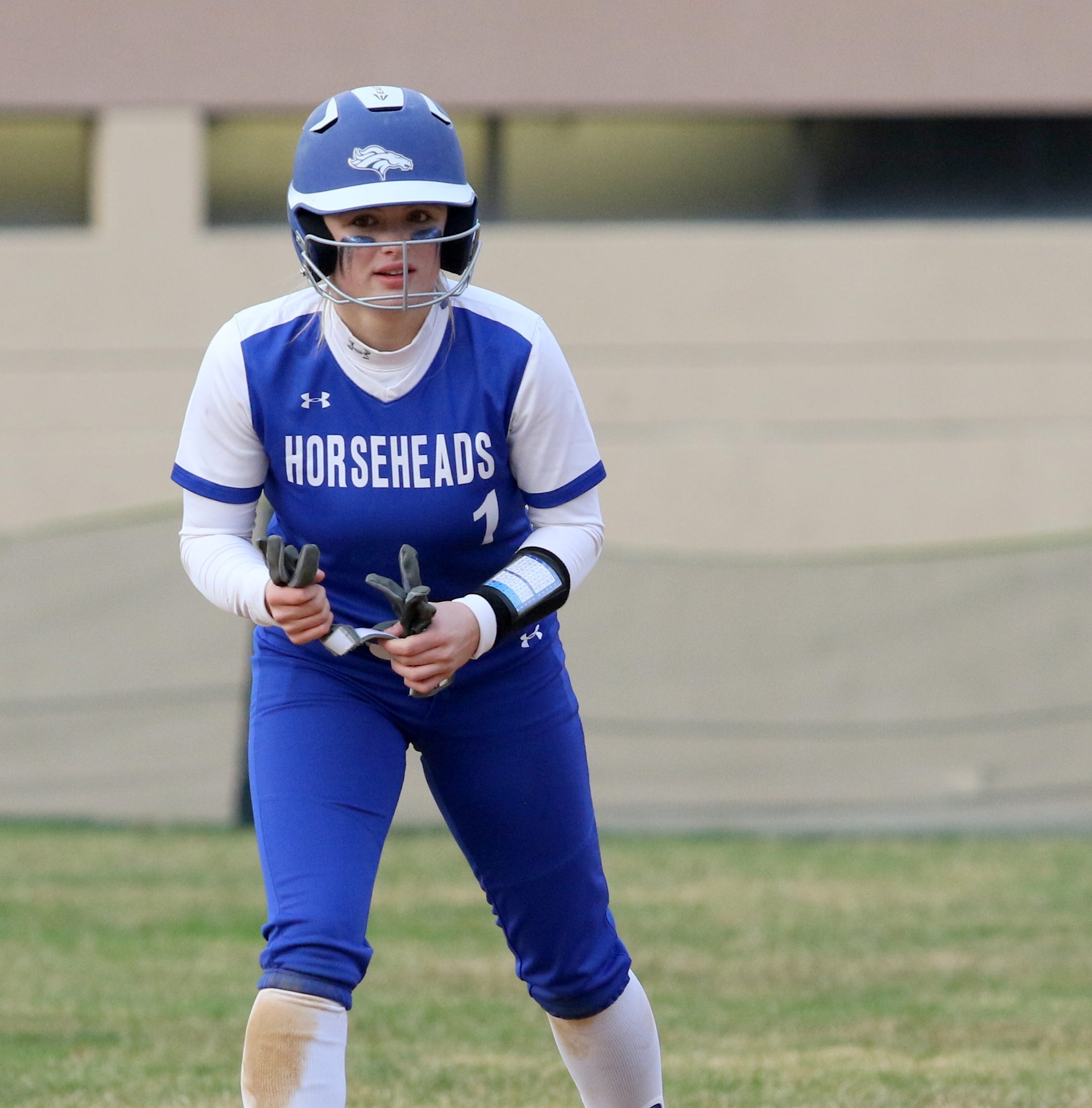 Horseheads' Kendal Cook thrives on softball diamond despite setbacks