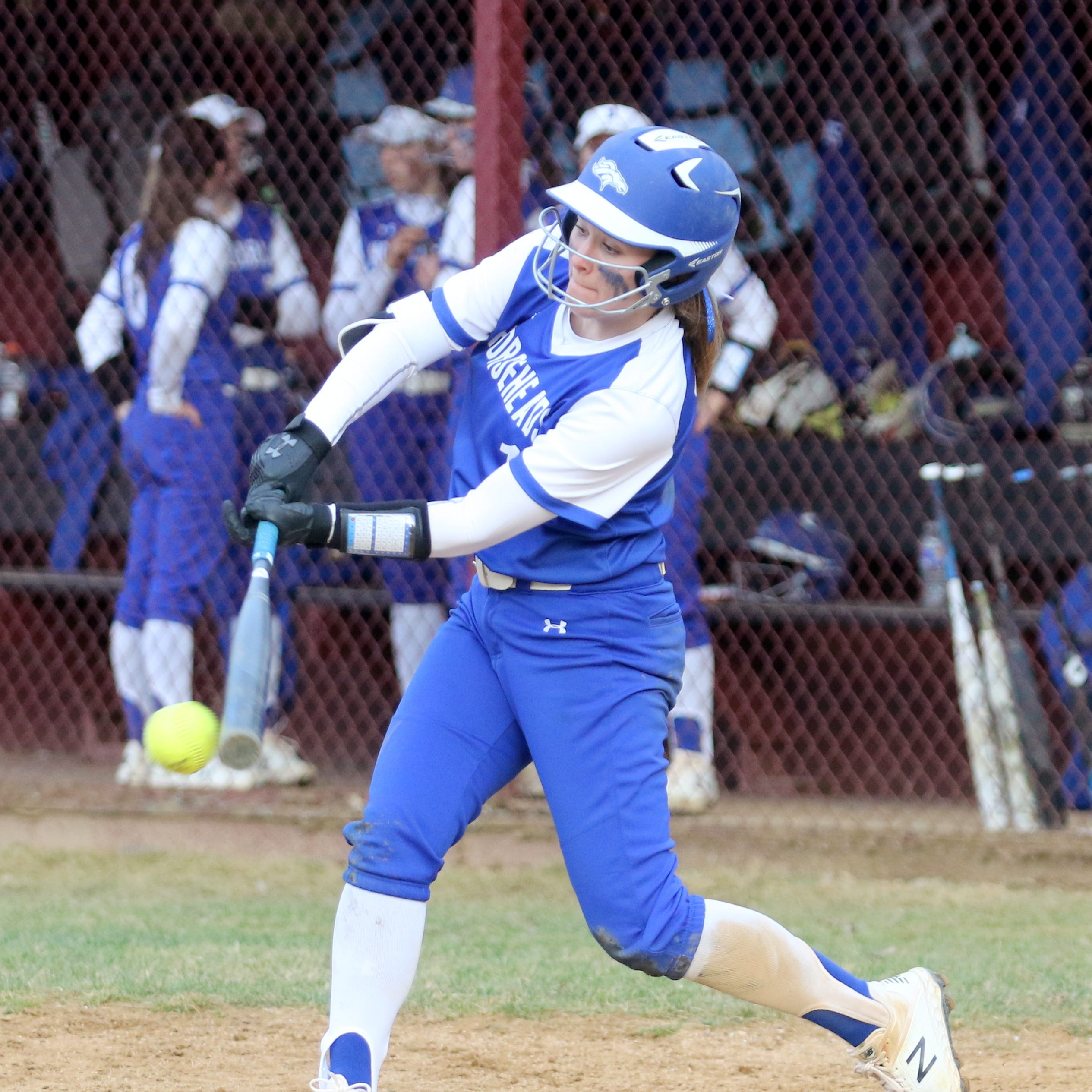 Horseheads offense comes up big again in softball win over Elmira