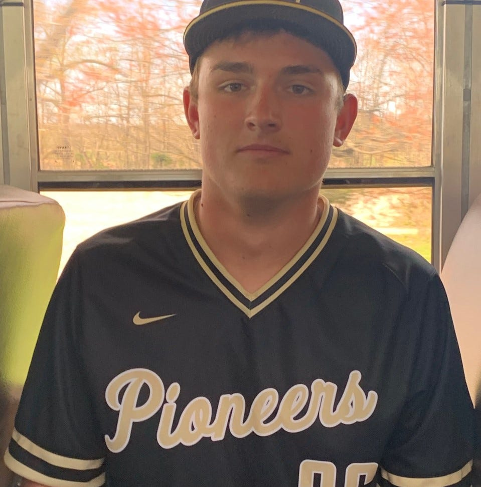 Boonville's Nick Smith on no-hit roll; Pioneers throw three no-nos in first five games