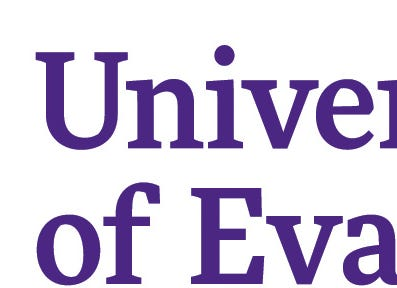 The University of Evansville unveiled some new logos Friday morning as part of the school's annual day of giving.